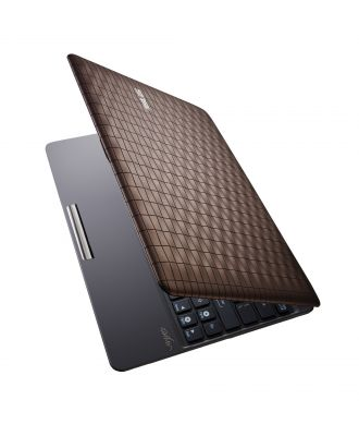 ASUS Eee PC Seashell Karim Rashid Collection: Pine Trail con stile